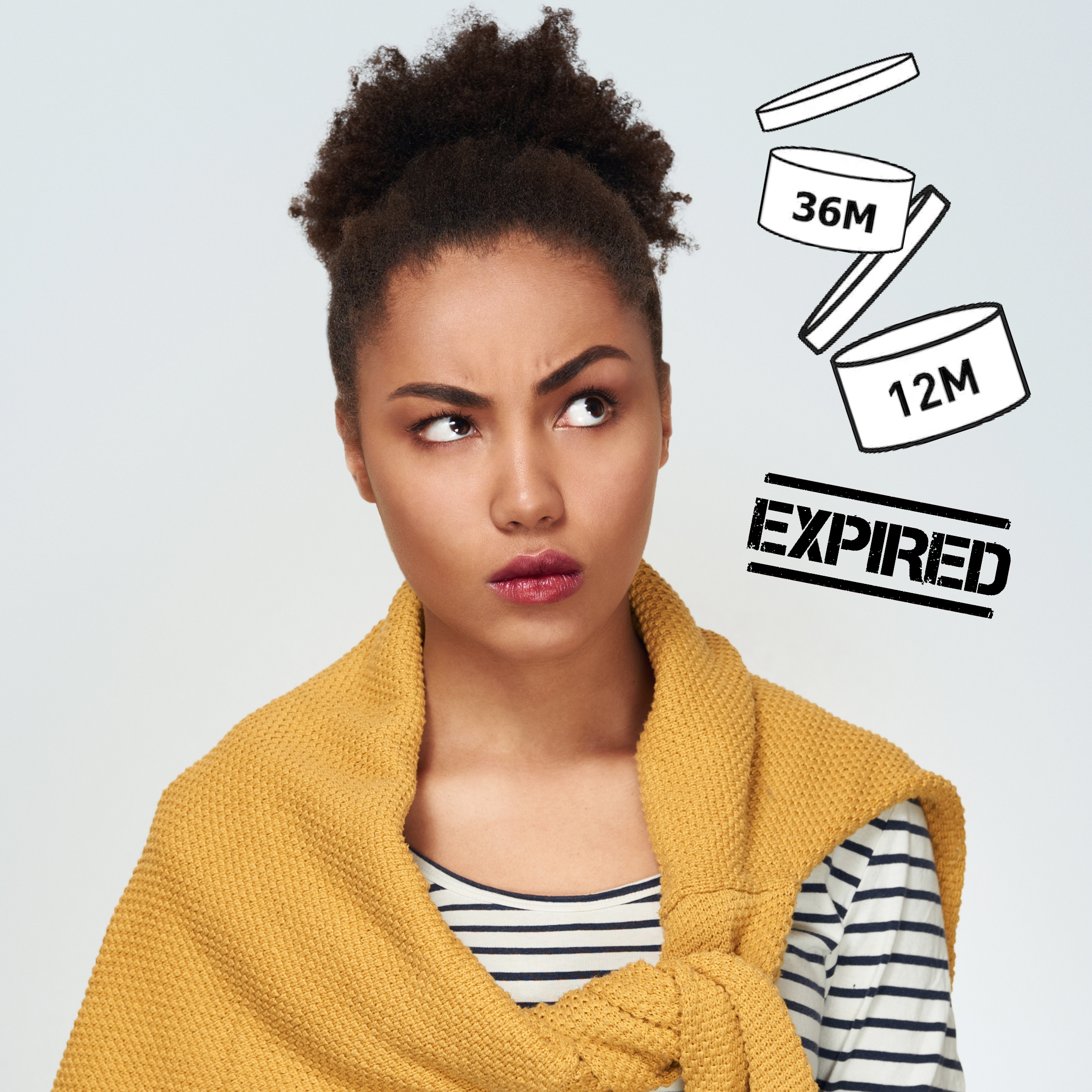 What Happens When Hair Products are Expired?
