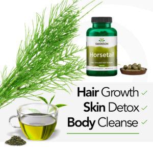 Horsetail for Hair Growth