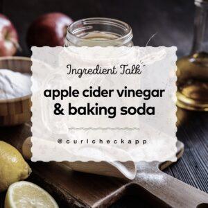 Apple Cider Vinegar & Baking Soda DIY No-Poo