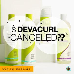 DevaCurl causes scalp and hair damage?